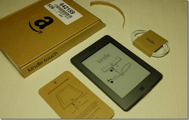 Kindle Touch WiFI